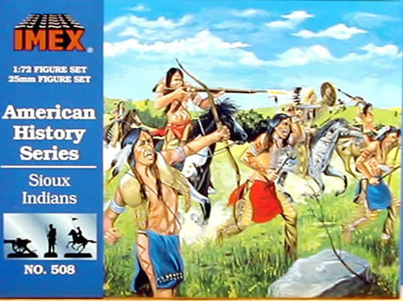 Sioux Indians (1:72)