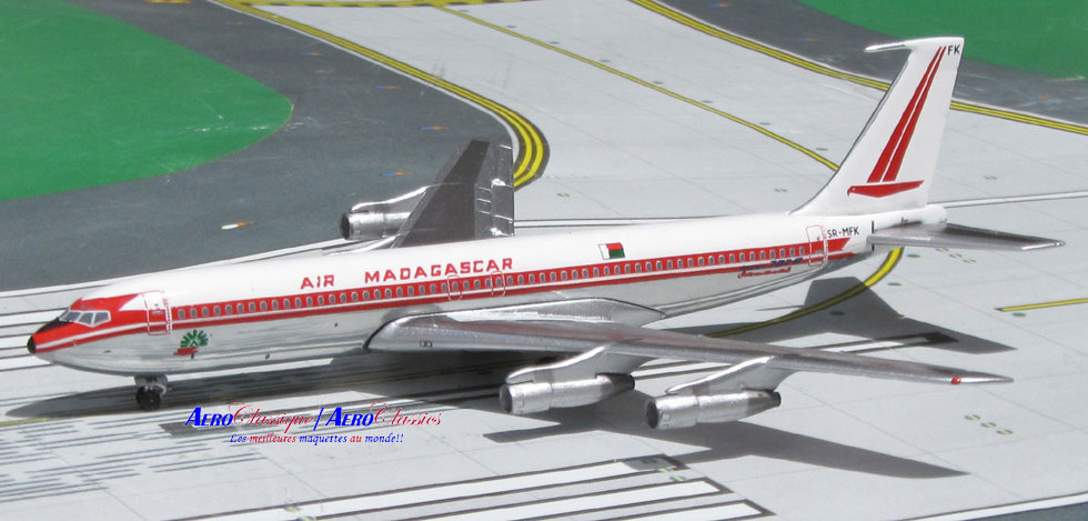 Air Madagascar B707-300 5R-MFK (1:400)