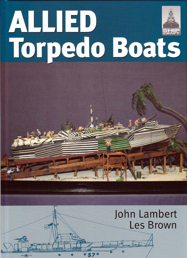 Allied Torpedo Boats (Hard Cover)