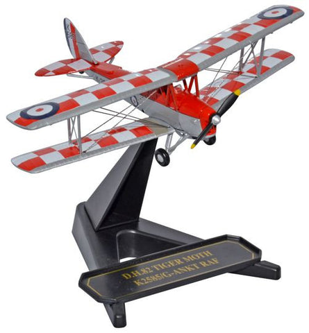 de Havilland DH.82A Tiger Moth - No. 32 Squadron, K2585 (1:72)