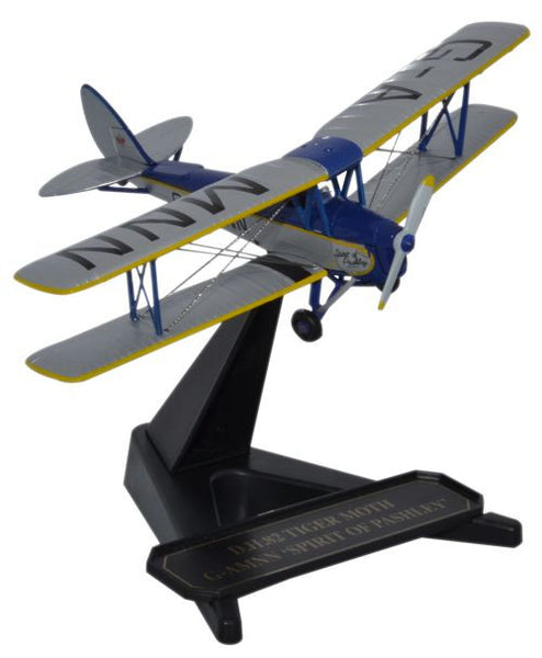 "de Havilland DH.82A Tiger Moth, ""Spirit of Pashley,"" G-AMNN (1:72)"