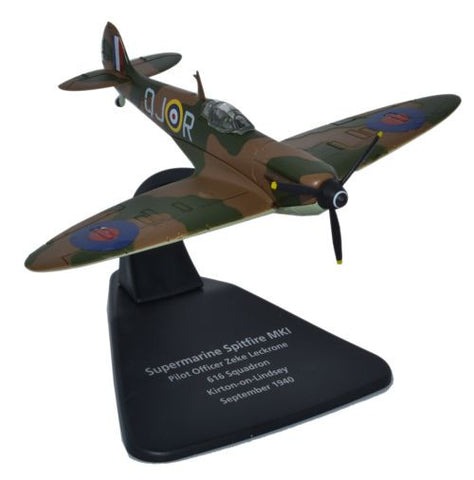Supermarine Spitfire Mk.I - No. 616 (South Yorkshire) Squadron, Royal Air Force, 1940 (1:72)