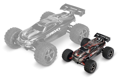 E-Revo Brushed 4wd Truck 1:16