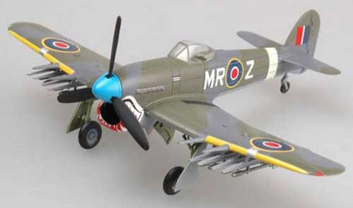 Typhoon Mk1B CO Sqd 245 1945 (1:72)