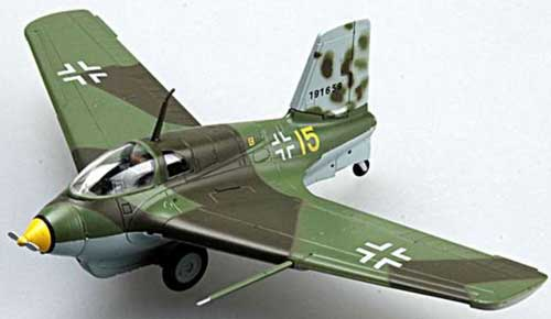 German ME163 Yellow 15 (1:72)