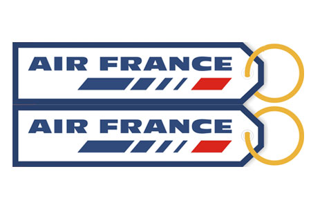 Air France Keychain