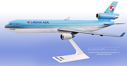 Korean Air MD-11 (1:200)