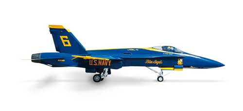 Usn Blue Angels F/A-18 (1:200)