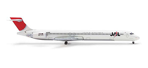 Japan Airlines (JAL)MD-90 (1:500)