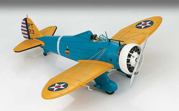P-26A Peashooter 20th Pursuit Group, U.S. Army Air Corps, Barksdale Field (1:48)