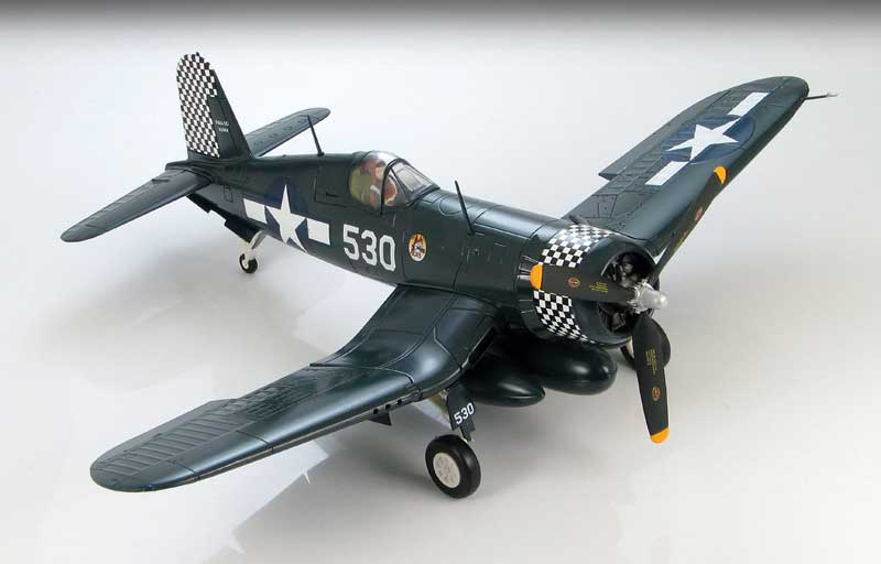 "F4U-1D Corsair ""White 530,"" VMF-312, Okinawa, April - June 1945 (1:48)"