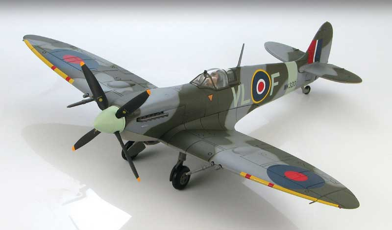 Spitfire Mk.Ixb No.322 (Dutch) Sqn, RAF West Malling, 1944 (1:48)