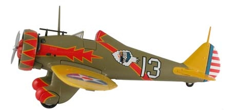 P-26 Peashooter, US Army 94th Sqd (1:63)