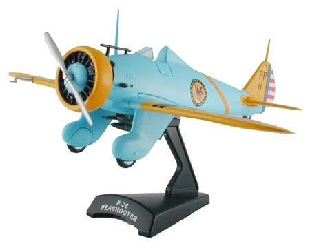P-26 Peashooter '19th Squadron' (1:63)