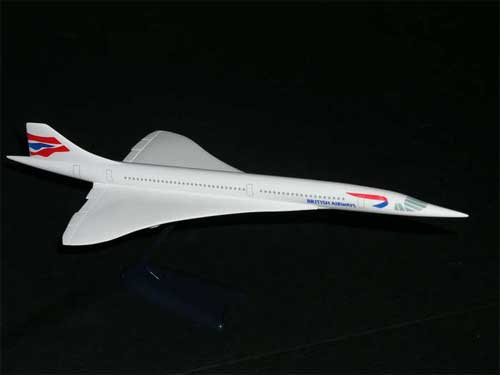 British Airways Concorde (1:250)