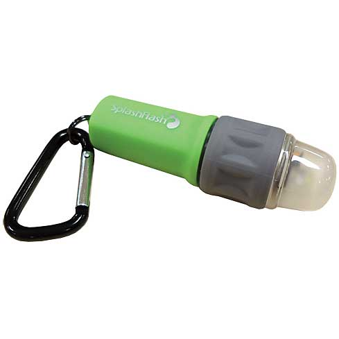 eGear SplashFlash LED Light, Green