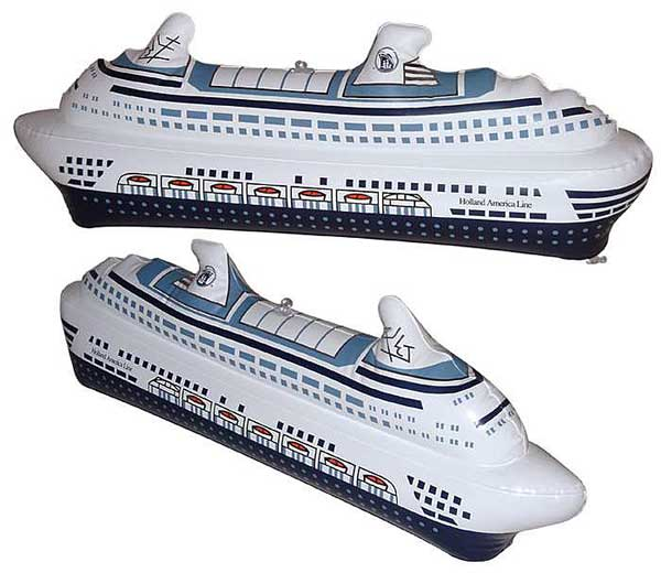 Holland America Inflatable Cruise Ship