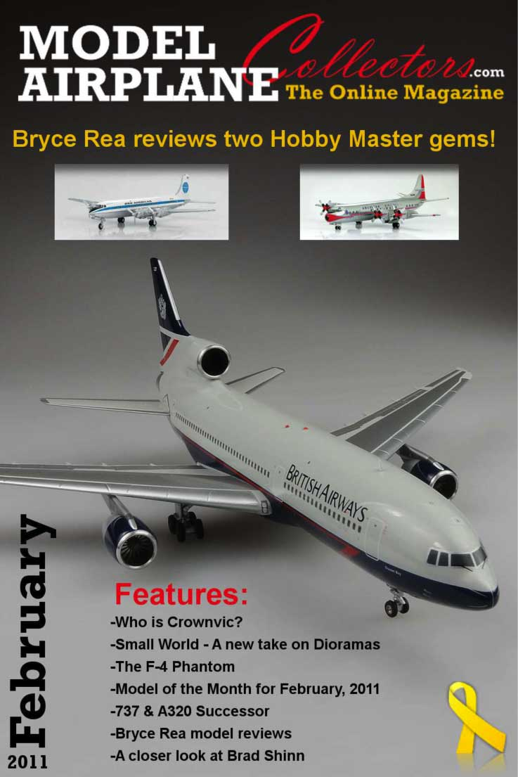 Model Airplane Collector's Magazine, February 2011 (Free Download)