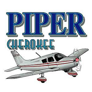 Piper Cherokee T-Shirt