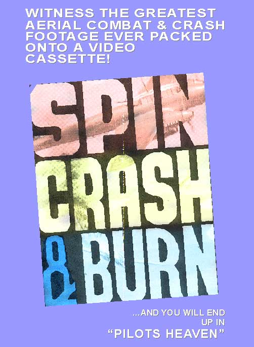 Spin Crash and Burn
