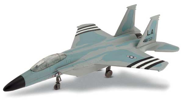 F-15 Eagle (1:72), Easy Build Model Kit