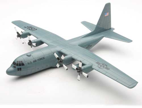 USAF C-130 (1:110) - Easy Build Kit