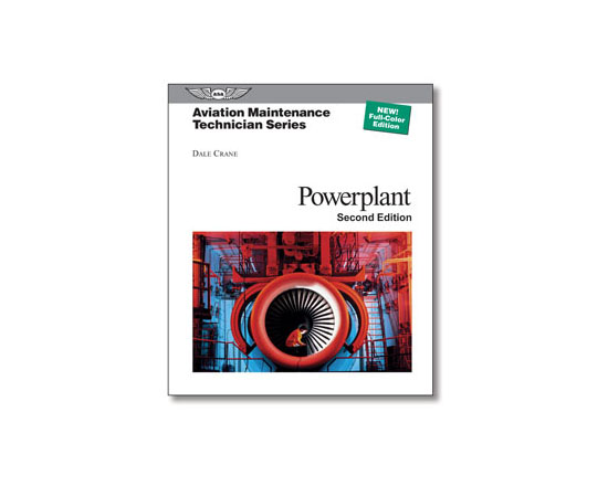AMT - Powerplant Textbook - Hard Cover