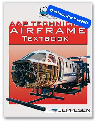 Textbook Airframe W/Workbook