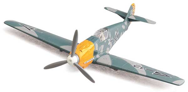 Messerschmitt Bf-109 (1:72) Easy Build Model Kit