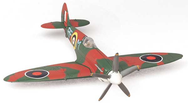 Spitfire Model Plane Kit (1:72) Easy Build