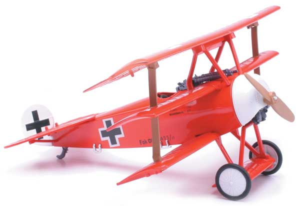 Fokker Dr 1 (1:48), Easy Build Model
