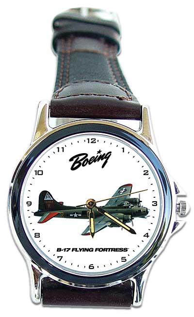 B-17 Flying Fortress Watch (Style B)