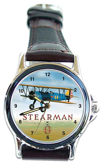 Stearman Watch