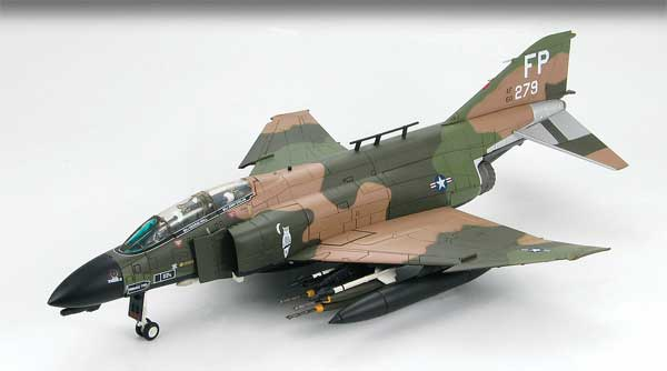 F 4D Phantom II Terrible Tyke 497th Tactical Fighter Squadron 8th