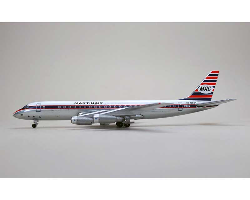 Martinair Holland DC8-32 PH-DCD (1:400), AeroClassics Models Item Number ACMPH1216