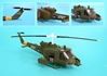 Uh-1b Huey Us Army Nam (1:72), EasyModel Aircraft Models Item Number EM36908