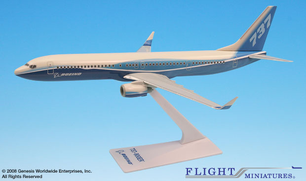 Boeing 737-900ER Dreamliner Colors (1:200)