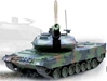 R/C Leopard 2A5 (1:16 Scale) 26.995 MHz - Bullet Shooting, Hobby Engine Radio Control Item Number HOB807A
