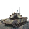 R/C M1a1 Abrams (1:16 Scale) 26.995 MHz - Bullet Shooting