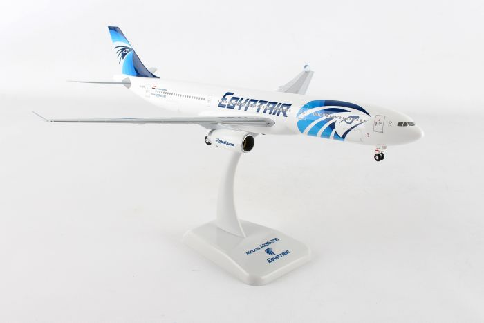 Egyptair A330-300 SU-GDS (1:200) by Hogan Wings Collectible Airliner Models item number: HG10222G