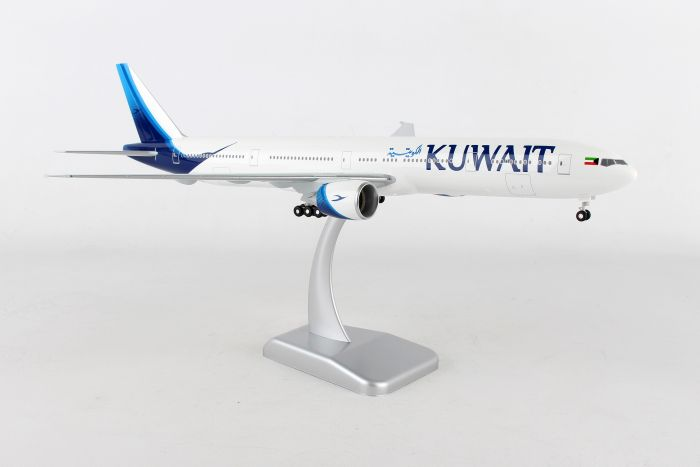 Kuwait 777-300ER New Livery (1:200) by Hogan Wings Collectible Airliner Models item number: HG10680G