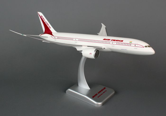 Air India 787-8 (1:200) by Hogan Wings Collectible Airliner Models item number: HG3626