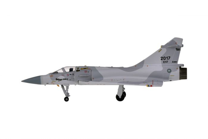 Mirage 2000 ROCAF Republic of China Air Force (1:200) 2017 Tail by Hogan Wings Military Airplane Models item number: HG60548