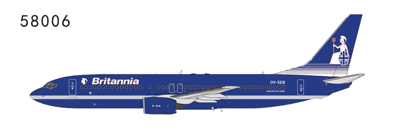 Britannia Airways 737-800 OY-SEB  (1:400)