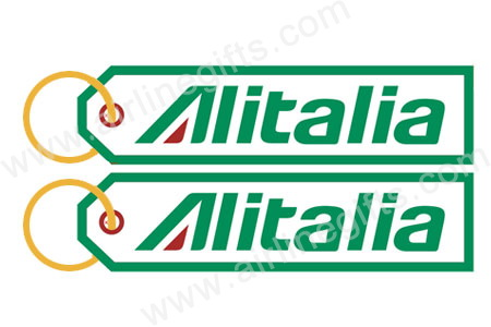 Alitalia1, ACI Aviation Jewelry and Bagtem Number RBF521