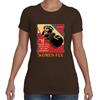 Amelia Earhart: Hero T-Shirt, Women Fly Item Number TS-WFAEHR