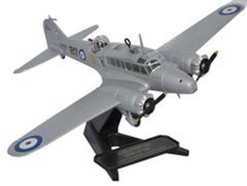 Avro Anson Mk.I - No. 217 Squadron, RAF Coastal Command, World War II (1:72)