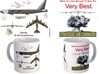 "B-52 MUG - ""When you care enough to send the very best mug"" , Pilotwear Item Number MUG415M"