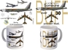 "B-52 - ""Someone over 30 you can Trust"" Mug, Pilotwear Item Number MUG418M"