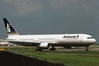 Britannia 767-300ER (1:200) With Gear, No Stand , Hogan Wings Collectible Airliner Models Item Number HG0908G